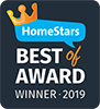 HomeStars Best of Award 2019